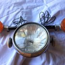 75-77 Honda CB400F SS COMPLETE Headlight set assembly+ FREE GUIDE!
