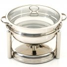 """SWDSI131 -T-304 Surgical Stainless Steel 11"""" Chafing Dish"""