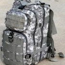 Digital Camo Tactical Military Style Backpack w/ Molle  SWDWW529