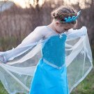 SZ Small Ice Crystal Queen Girl's Costume - SWWHCCE38985