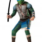 SZ Small Teenage Mutant Ninja Turtle's Deluxe Leonardo Boy's Costume - SWWHCR888972