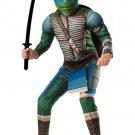 SZ Medium Teenage Mutant Ninja Turtle's Deluxe Leonardo Boy's Costume - SWWHCR888972