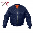 Large Rothco MA-1 Flight Jacket  7325