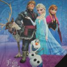 """42"""" x 54"""" Disney Frozen Family Sherpa Fleece Crib Blanket  SWEDFrozenFamilySherpa"""