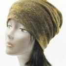 SWRUBDAH6572BRO - DOUBLE LAYER BEANIE HAT AND CAP