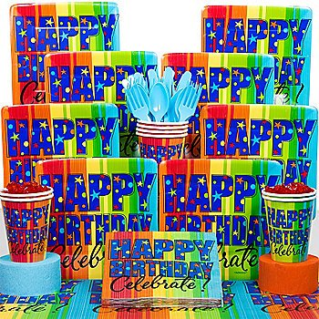 A Year to Celebrate 70th Birthday Deluxe Kit - SPSBB-BBKIT134