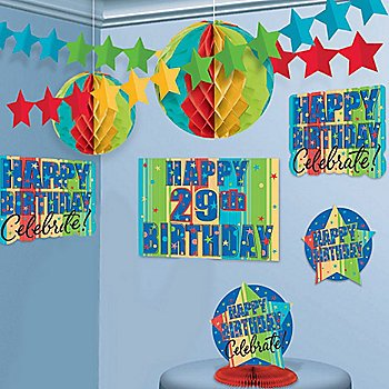 A Year To Celebrate Customizable Decorating Kit - SPSBB-BB103371