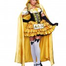 SZ SMALL SEXY GOLDILOCKS COSTUME - SWYAN-DG-9895
