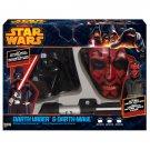 SZ Medium - Darth Vader and Darth Maul Dual Kids Costume Box - SWOFSTW- 99886966