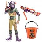 SZ Small - Complete Deluxe Zeb Kids Costume - SWOFSTW- GR99610603