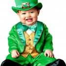 SZ 18/24 Mos. Little Leprechaun Infant Toddler Costume - SWWHC-IC56006