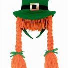 St. Patrick's Day Braided Headband - SWWHC-317856