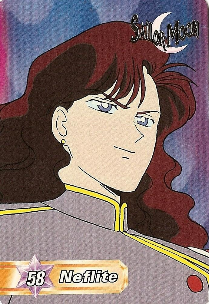 Sailor Moon Cardzillion Series 2 Card 58