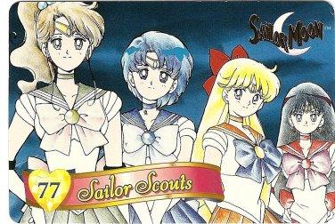 Sailor Moon Cardzillion Series 2 Card 77