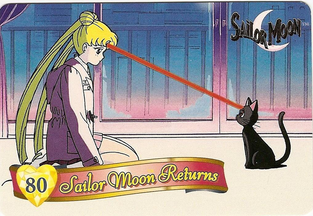 Sailor Moon Cardzillion Series 2 Card 80