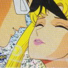 Sailor Moon Dart Prismatic Card 32
