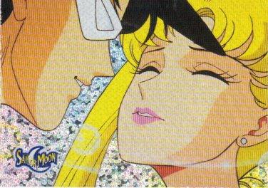 Sailor Moon Dart Prismatic Card 32