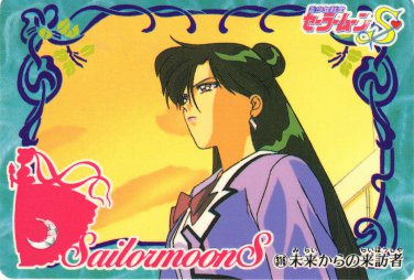 Sailor Moon Carddass Card 316