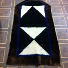 sheep skin New design Natural prayer rug,patch work rug, round rug,area carpet free shipping