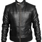 Women lamb leather biker , Biker jacket ,  Motor biker jacket by Ruby Leather