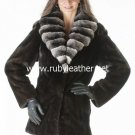 WOMEN FUR COAT 004,mink  fur coat for women