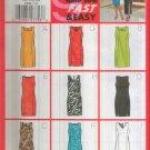 Butterick 5588 Misses / Misses Petite Dress Sewing Pattern - UNCUT - Size 12 14 16