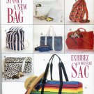 Butterick Pattern 6678 Accessories Bags One size
