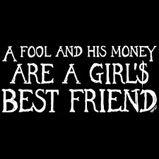 girls best friend tshirt