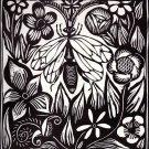 Raul Dufy - La Mouche - Le Bestiaire Woodcut