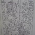 Picasso - Aristophanes - Lysistrata Gravure #2