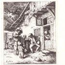Adriaen van Ostade - The Wandering Musician
