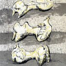 Henry Moore - Three Reclining Figures - Lithograph