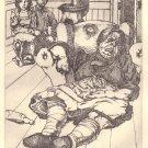 Sigmund Abeles - Maggie - Etching - Gravure
