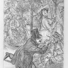 John Sloan - What is It - Etching