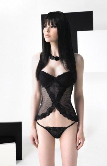 Dot Net Lace Camisole