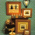 "Cross Stitch - The Amish ""Gathering The Eggs"