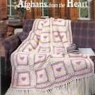 Crochet Afghans from the Heart - 5 Patterns