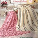 Pastel Afghans - 6 Crochet Patterns