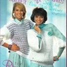 4 Quick Tops to Knit  Knitting Pattern  Small, Medium, Large & X-Large