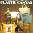 Needlepoint Totes for Plastic Canvas - 10 Projects