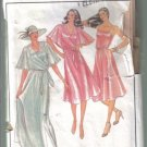 Butterick 3701 Parsons School of Design Bridesmaid / Dressy Dress Capelet Pattern Size 12 Uncut