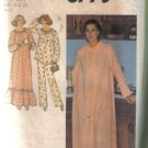 Simplicity  Size 18 & 20 Robe, Nightgown and Pajamas Pattern 8773