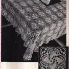 Modern Table Settings - 1937 Thread Crochet Patterns