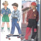 Simplicity Boys Pants, shorts, Shirt Pattern  size 7-12 - Uncut no. 7956