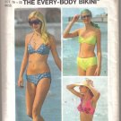 Simplicity The Every Body Bikini  Pattern uncut no 5576 Size Large - 16-18