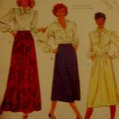 McCall's   Misses' Size 16, 18 20 Skirt  Pattern Uncut 2188