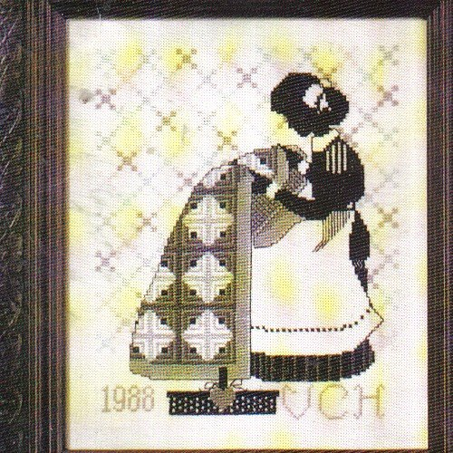 Cricket Collection - The Inheritance and To Grandmothers House Cross Stitch Pattern
