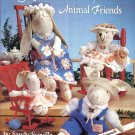 Crocheted Finery for Animal Friends Crochet Patterns to dress Muslin Animals