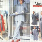 Vogue 1902 Career Wardrobe Jacket, Dress, Skirt, Pants uncut 14,16,18