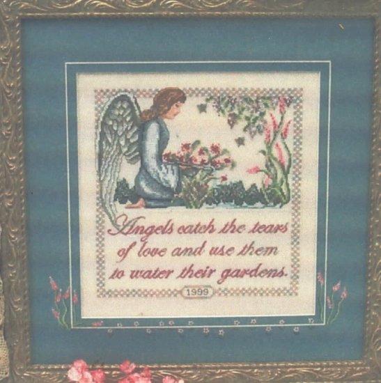 Tears of Love Cross Stitch Pattern by About Friends